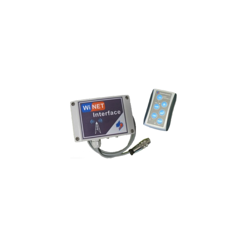 Schema Elettrico Per Metal Detector : Easy control 2 winet other accessories weighing and dosing systems