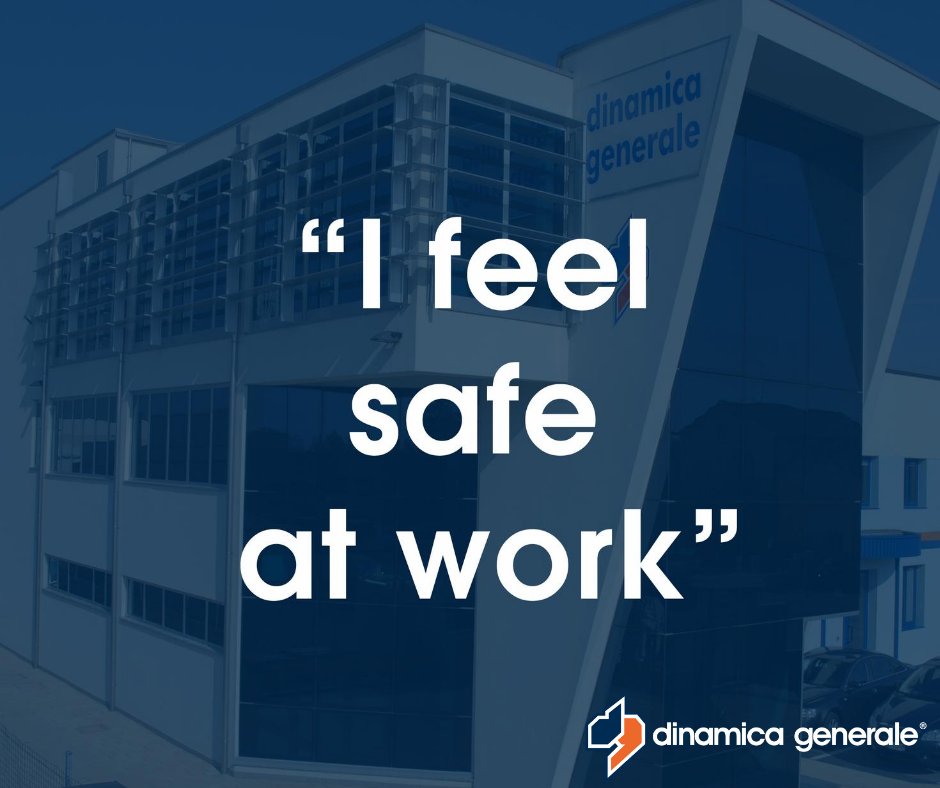 Dinamica Generale improves air quality in the company to protect people.