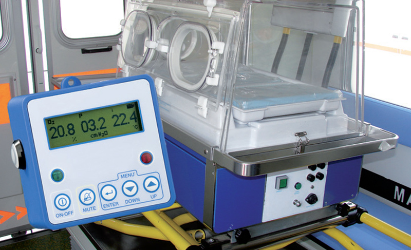 Control systems for neonatal applications