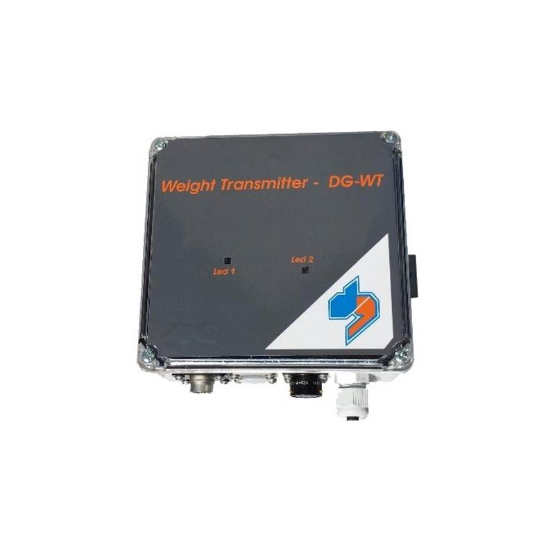 Weight transmitter