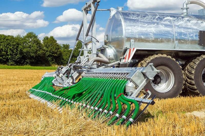 Precision slurry application with EvoNIR technology